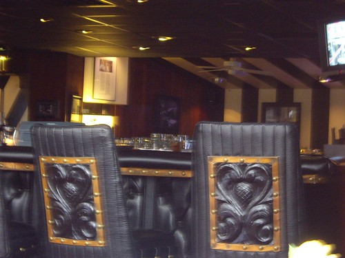 Inside of Top Steak House (Columbus, OH)