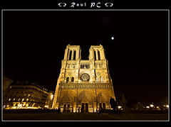 Paris - The other side of Notre-Dame :: Long Exposure (raul_pc) Tags: paris church canon eos sigma notredame igreja raul bp 1020 450d francesmasterpieces baladesparisiennes