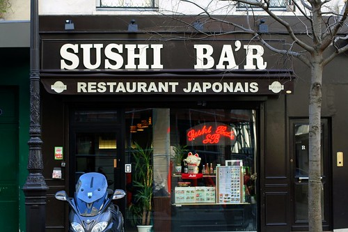 sushi ba'r