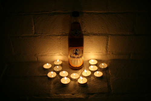 The Last Bottle of Club Mate