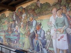 Beach Chalet Murals