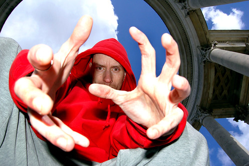 One of Cardiff's finest rappers.  Awesome live act and holds the world record for freestyling </p> <p> check Associated Minds  <a href=