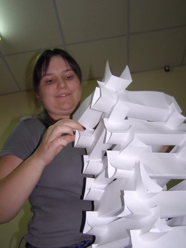 А Мэри строит свою башню-размером-с-Виталика