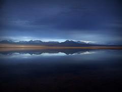 Laguna Tebinquiche (benjasalazar') Tags: chile blue azul reflejo atacama laguna mybest reflexions salar picnik cordillera volcanes tonos cordilleradelosandes colorphotoaward tebinquiche