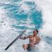 Bodysurfing by konaboy