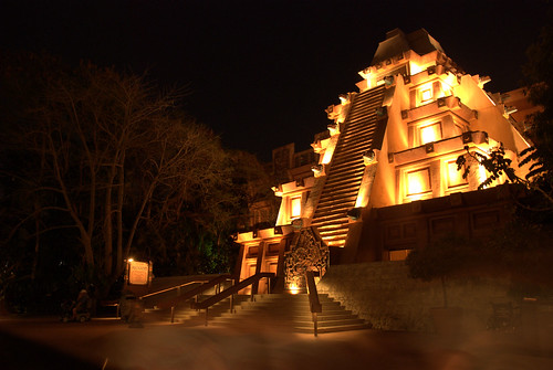 WDW March - Mexico Night