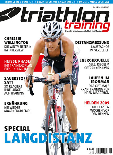 Triathlon Training magazine