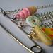 Kilt pin brooch - Junk Food