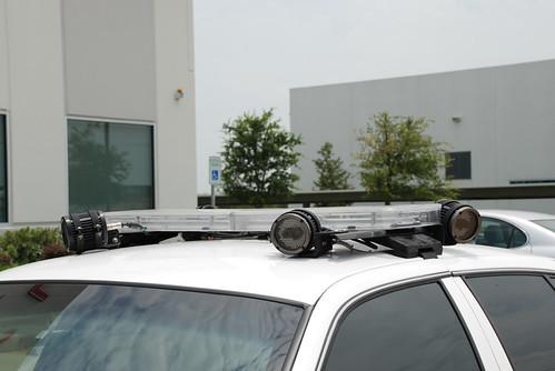 PIPS Technology's P362 cameras mounted on lightbar