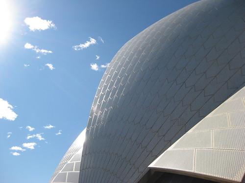 Sydney Opera House Sail