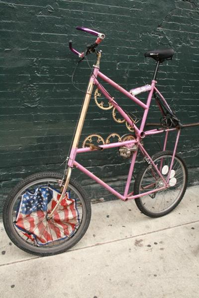 Dead Baby Bike Race