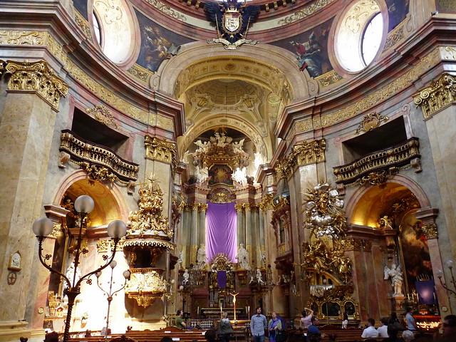Peterskirche - Vienna, Austria