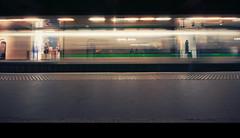 Louvre Rivoli (Guido Musch) Tags: white paris france green station statue underground nikon metro louvre tube explore frankrijk rivoli parijs ghosttrain sigma1020 d40 guidomusch longerexposurethanpeopleusualusebutnotlongexposure idontthinkthisonewillhitfp cinematicblackbars youcanseelouvrerivolitwotimesonesonthewallandonesreflectedonthetrainwindow ohifounditmyselfandnotthroughyourtaghahahad mytagswereabittoolatep iaskedyouwhatareyougoingtodowiththemoney mhmmidontknow ithinktheweatherisfineandnotsomanypeopleareinfrontofthecomputerhahapandivetogotoschoolinhalfanhour soillprobablymissit ifitwould