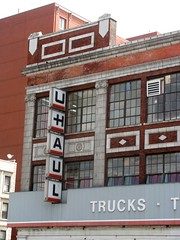 11th Avenue U-Haul by wallyg, on Flickr