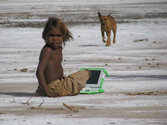 Rawa Community School, WA by OLPC Australia on Flickr