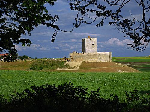 Señora del castillo