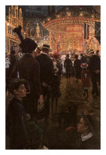 012-Recinto ferial de Berlin 1914-Hans Baluschek