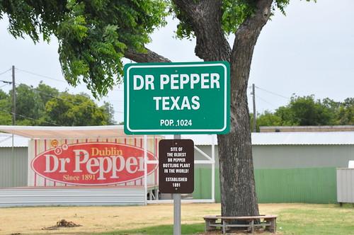 Dr Pepper Bottling Company - Dublin, TX - 7/23/09
