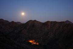 0903-SquawPeak-66 (musematt11) Tags: arizona moon phoenix hiking peak az full moonrise squaw piestewa