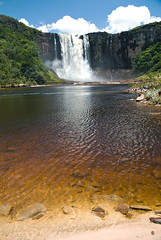 Chinak Mer (Sojon) Tags: wild naturaleza nature agua venezuela polarizer gransabana wate polarizador aponwao chinak chinakmeru