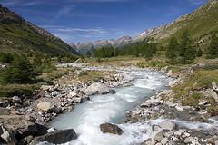 Ltschental (Pavel Vanik) Tags: summer mountains alps nature canon river eos schweiz switzerland suisse alpen svizzera alpi wallis valais gmt 30d lonza ltschental 1755is