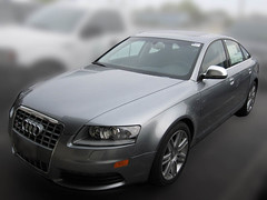 Armored Bulletproof 2009 Audi S6!