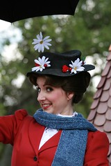 Practically Perfect in Every Way (Don Sullivan) Tags: world street canon magic main mary kingdom disney parade wdw marypoppins waltdisneyworld walt mk magickingdom 30d poppins topseven wdwmk