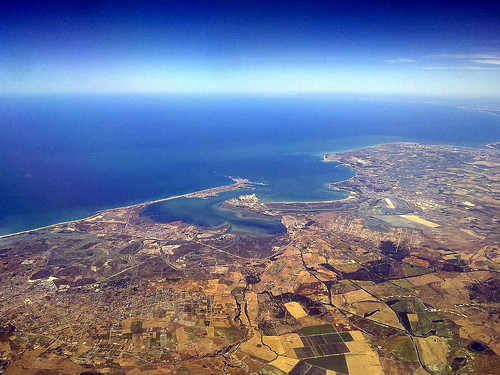 Vista Aérea de Tanger