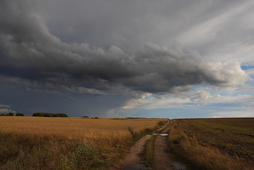 Wolkenweg (mal wieder)