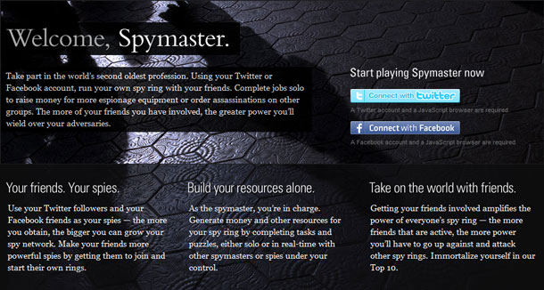Going Viral in 6 Questions, Part One: Spymaster