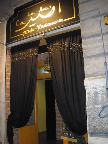 Tetería Restaurante Ca la Ami