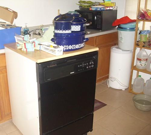 ge nautilus portable dishwasher