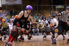 Albany All Stars050 (chimpmitten) Tags: rollerderby albany albanyny albanyallstars