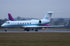 N95AE - Private - Gulfstream V - Luton - 090126 - Steven Gray - IMG_7236