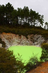 Devil's Bath, Waiotapu (YngvildV) Tags: waiotapu devilsbath
