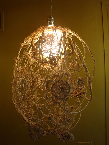 raffia light