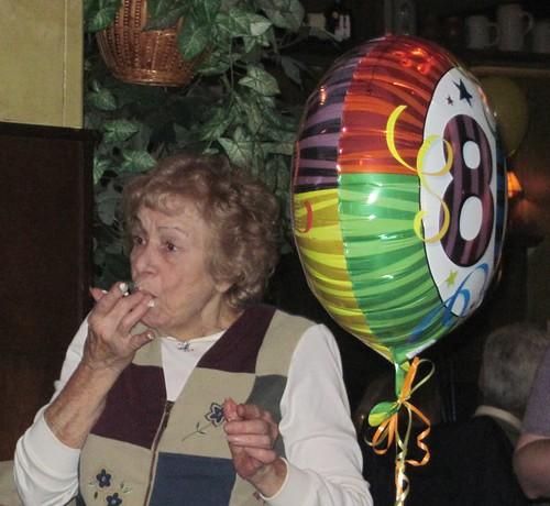 Ia's 80th!