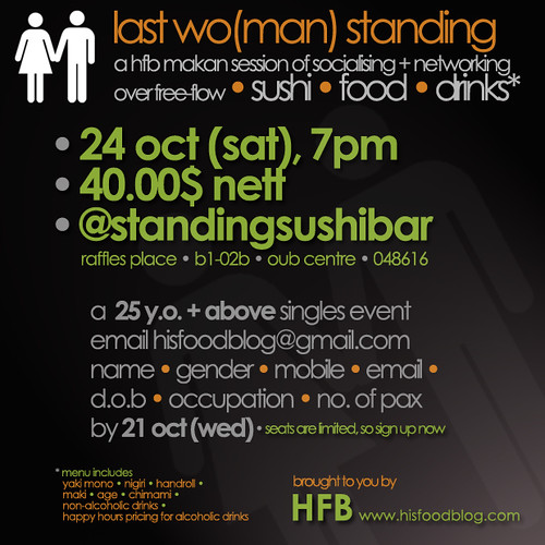 HFB Makan Session VI