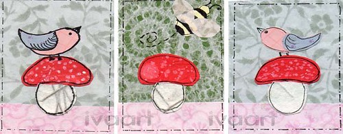Mushroom Birds and Bee ATCs