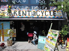 Rent a Cycle Demachiyanagi