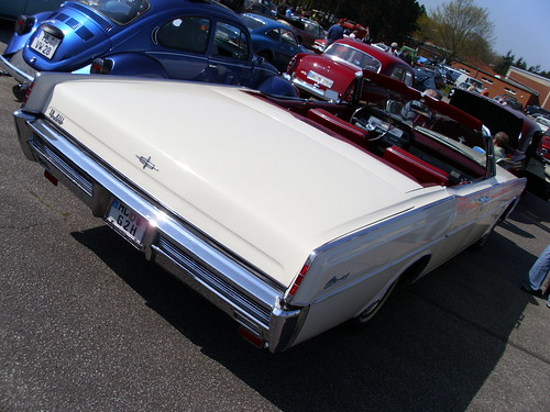 1966 Lincoln Continental Convertible Black. Lincoln Continental