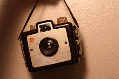 31/365 (Shannon*M) Tags: camera vintage kodak brownie mcobj
