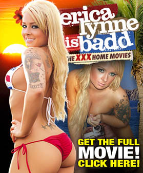 Erica Lynne is badd sextape