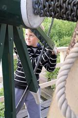 Schiedam - Kruien van molen De Walvis (Quistnix!) Tags: windmill moulin molen schiedam windmolen windmhle dewalvis molinodeviento moinhodevento moulinvent kruien dewalvisch