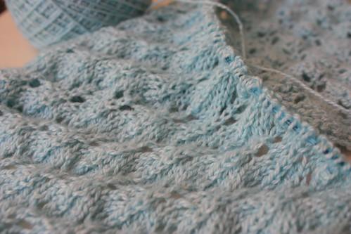 A Little Knitting