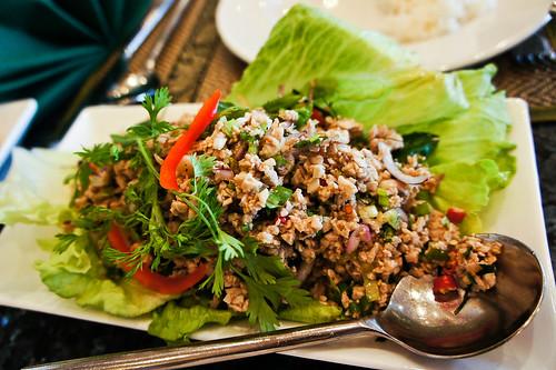 Thai's salad : Laab ลาบ