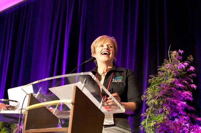 Janice Ruddock of Taste of Nova Scotia