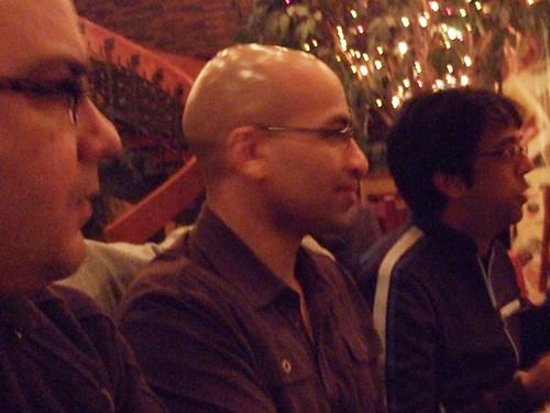 Luca, Shaun, Pete