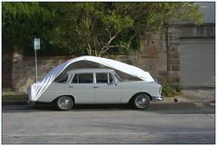 Darling Point. (Stu.Brown) Tags: auto street city urban car mercedes suburban sydney australia covered epson darlingpoint easternsuburbs 4490