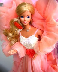 BACK TO THE 80'S - PEACHES 'N CREAM BARBIE (rod_collection_2) Tags: